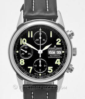 JACQUES LEMANS | Chronograph Automatik | Ref. M.1-789
