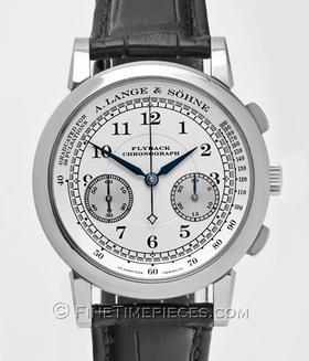 A. LANGE & SÖHNE | 1815 Chronograph Flyback | Ref. 401 . 026