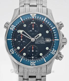 OMEGA | Seamaster 300 m Chronograph Diver | Ref. 2599 . 80 . 00