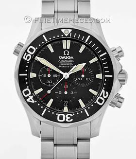 OMEGA | Seamaster Americas Cup Chronometer Chronograph | Ref. 2594 . 50 . 00