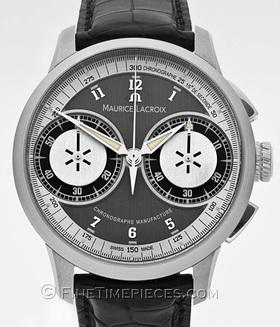 MAURICE LACROIX | Masterpiece Le Chronographe | Ref. MP 7128 - SS 001 - 320