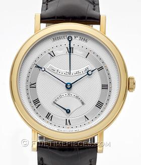 BREGUET | Classique Automatic Retrograde Seconds Gelbgold  | Ref. 5207 BA 129 V 6