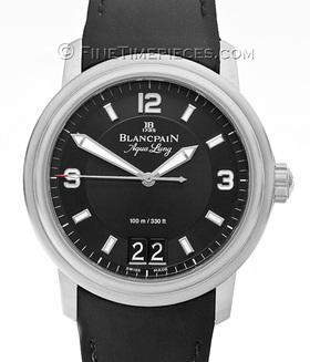 BLANCPAIN | Leman Aqua Lung Grande Date | Ref. 2850B-1130-64B