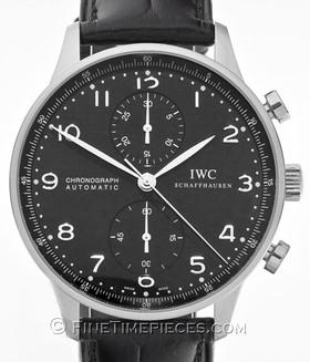 IWC | Portugieser Chronograph Automatic Edelstahl | Ref. 3714 - 38