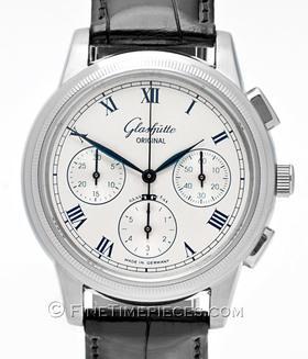 GLASHÜTTE ORIGINAL | Senator Chronograph | Ref. 39-31-02-03-04