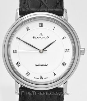 BLANCPAIN | Villeret Ultra flach Automatic Platin  | Ref. 1151 - 3427 - 55