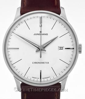 JUNGHANS | Meister Chronometer | Ref. 027 / 4110 . 00