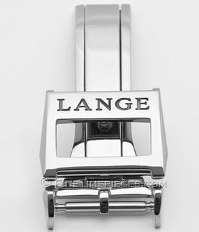 A. LANGE & SÖHNE | Faltschließe 18 Kt. Weißgold AnstoØ 16 mm