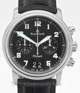 BLANCPAIN | Leman Flyback Chronograph Grande Date | Ref. 2885 F - 1130 - 53 B