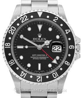 ROLEX | GMT-Master II | Ref. 16710