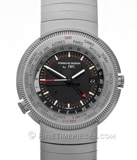 IWC | Porsche Design Reiseuhr World Time Alarm | Ref. 3822-002