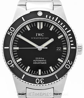 IWC   GST Aquatimer 2000 Edelstahl   Ref. 3536