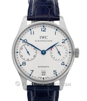 IWC | Portugieser Automatic Edelstahl | Ref. IW500107