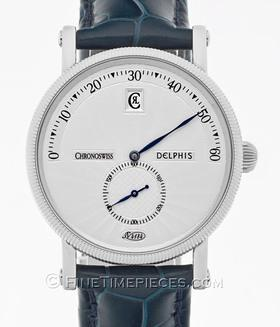 CHRONOSWISS | Delphis Stahl | Ref. CH 1423