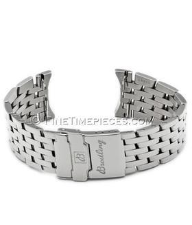 BREITLING | Stahlband für Navitimer mit 22 mm Anstoßbreite | 431 A