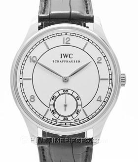 IWC | Vintage Portugieser Handaufzug Platin limitiert | Ref. IW5445005