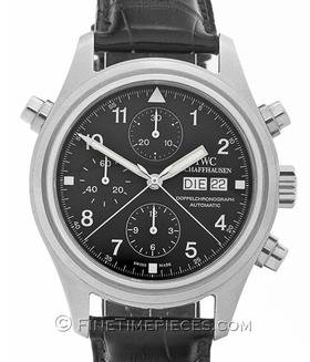 IWC | Fliegeruhr Doppelchronograph Klassik | Ref. 3713 - 001