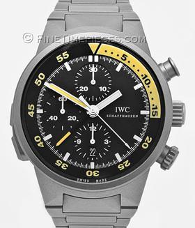 IWC | Aquatimer Split Minute Chronograph | Ref. IW372301
