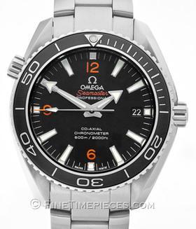 OMEGA | Seamaster Planet Ocean Keramik-Lünette | Ref. 232.30.42.21.01.003