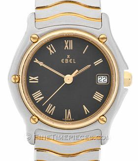 EBEL | Sport Wave Classic Lady St/GG | Ref. 183908