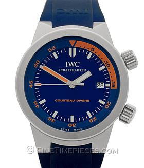 IWC | Aquatimer Cousteau Divers | Ref. 3548 - 06