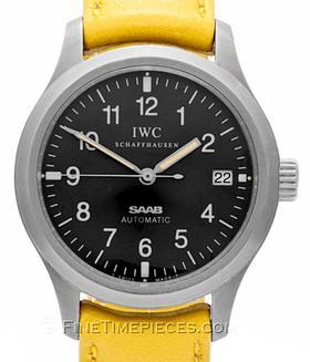 IWC | Fliegeruhr Mark XII Saab MELLOW YELLOW Titan | Ref. 3242-001