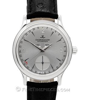 JAEGER-LeCOULTRE | Master Date (Triple Date) Stahl | Ref. 147 84 2 F