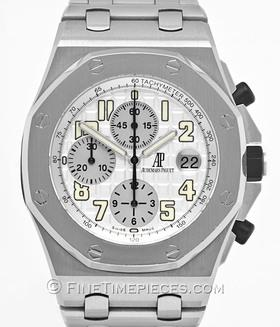 AUDEMARS PIGUET | Royal Oak Offshore Chrono | Ref. 25721 ST . OO . 1000 ST . 07 . A