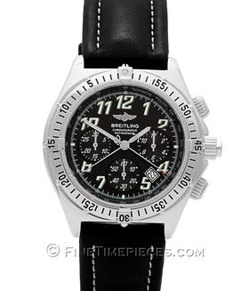 BREITLING | Chronoracer Rattrapante Stahl | Ref. A 69048