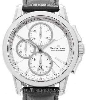 MAURICE LACROIX | Pontos Chronograph | Ref. PT7538/48