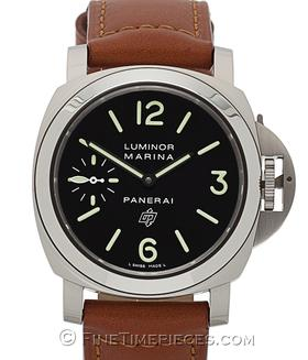 OFFICINE PANERAI | Luminor 44 Marina LOGO | Ref. PAM005