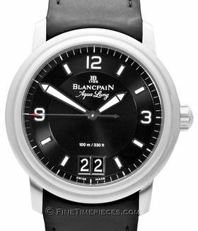 BLANCPAIN | Leman Aqua Lung Grande Date limitiert | Ref. 2850B-1130-64B