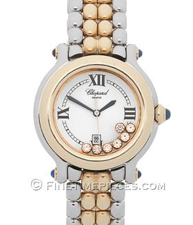 CHOPARD | Damenuhr Happy Sport Round | Ref. 27/8237-23