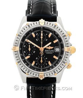 BREITLING | Chronomat Stahl Gold | Ref. B13352