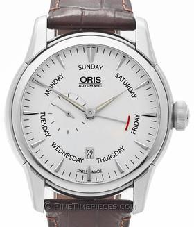 ORIS | Artelier Small Second Pointer Day | Ref. 0174576664051-0752370FC