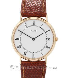 PIAGET | 18k Gold Classic Quarz | Ref. 15068