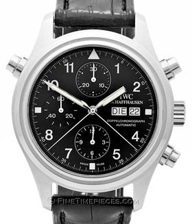 IWC | Fliegeruhr Doppelchronograph Klassik | Ref. 3713-001