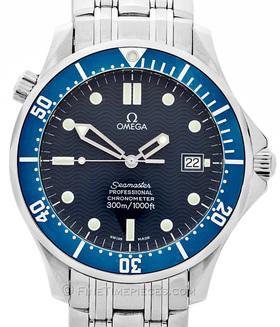 OMEGA   Seamaster Professional Diver   Ref. 2531.80.00