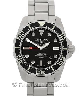 CERTINA | DS Action Diver | Ref. C 013 . 407 . 11 . 051 . 00