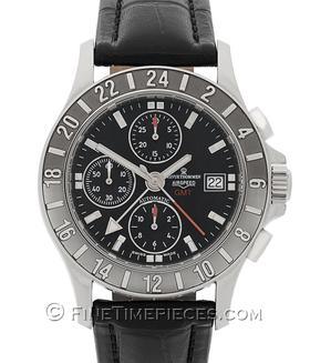REVUE THOMMEN | Airspeed GMT Chronograph | Ref. 16091.6534