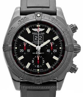 BREITLING | Blackbird Blacksteel Limited Edition | Ref. M44359-11