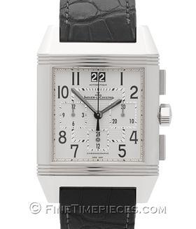 JAEGER-LeCOULTRE | Reverso Squadra Chronograph GMT | Ref. 701.84.20