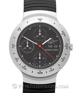 IWC | Porsche Design Chronograph | Ref. 3701