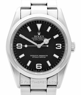 ROLEX | Explorer I LC 160 | Ref. 114270