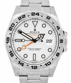 ROLEX | Explorer II neues Modell 42 mm LC 312 | Ref. 216570