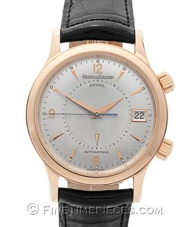 JAEGER-LeCOULTRE | Master Reveil Rotgold | Ref. 141.24.20