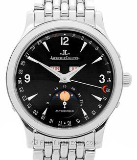 JAEGER-LeCOULTRE | Master Control Moon Stahl | Ref. 140.880.987S