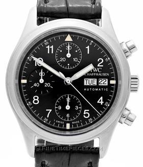 IWC   Klassik Fliegerchronograph Automatic   Ref. 3706-003