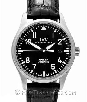 IWC   Fliegeruhr Mark XVI Stahl   Ref. IW325501
