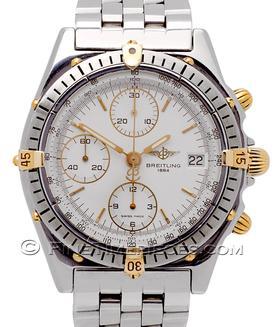 BREITLING | Chronomat Stahl/Gold | Ref. B13047